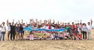 Việt Nhật tổ chức cho CB, nhân viên NLĐ tham quan du lịch và nghỉ dưỡng