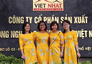 Việt Nhật khai Xuân 2018